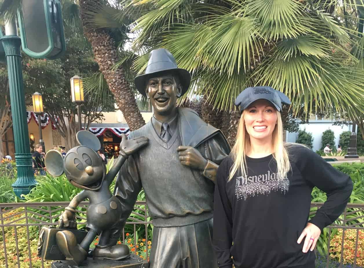 Jessica and Walt DCA