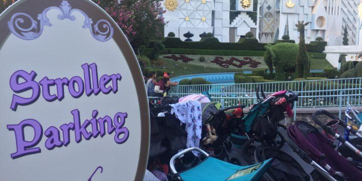 Tips for Babies at Disneyland