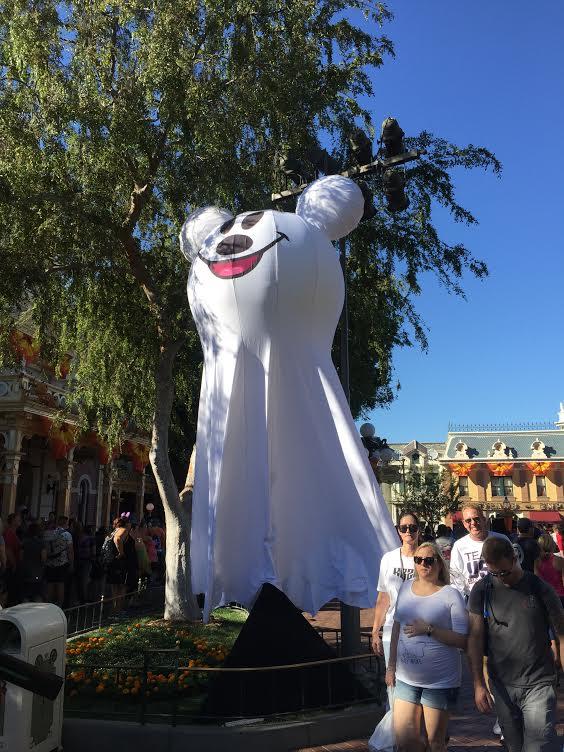 Halloween Time at Disneyland.