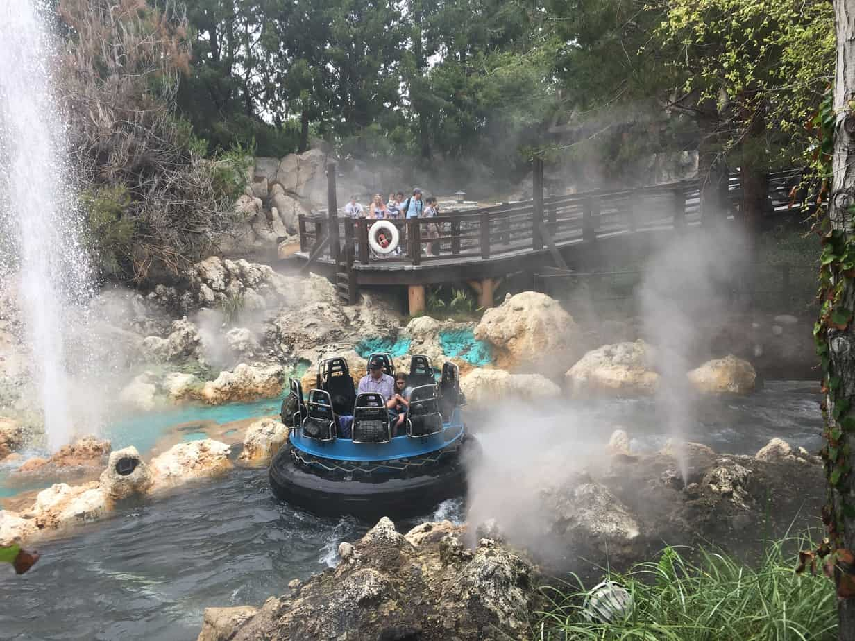 Grizzly River Run Single Rider