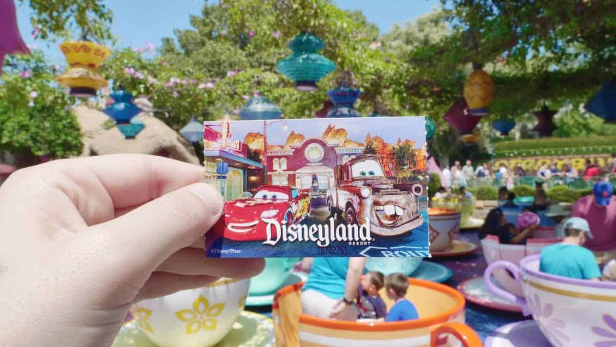 Disneyland Ticket Discount