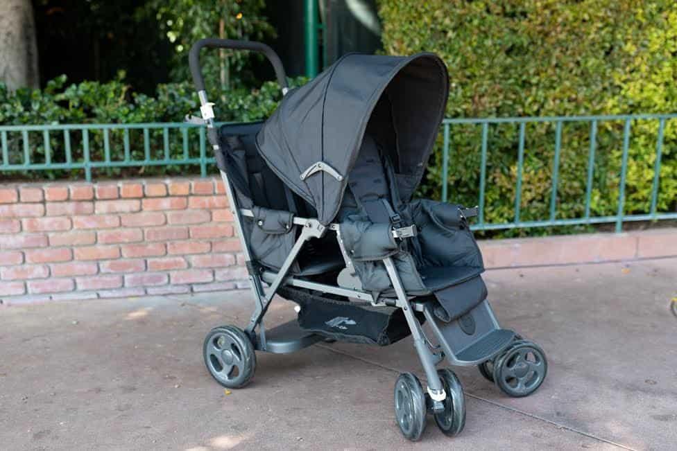 Double stroller Disneyland