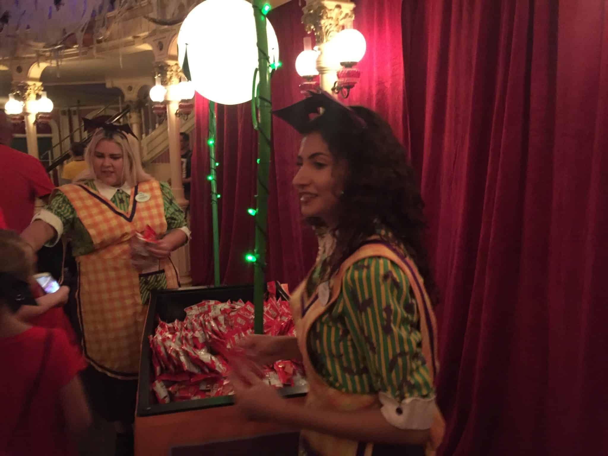 Halloween Party Disneyland