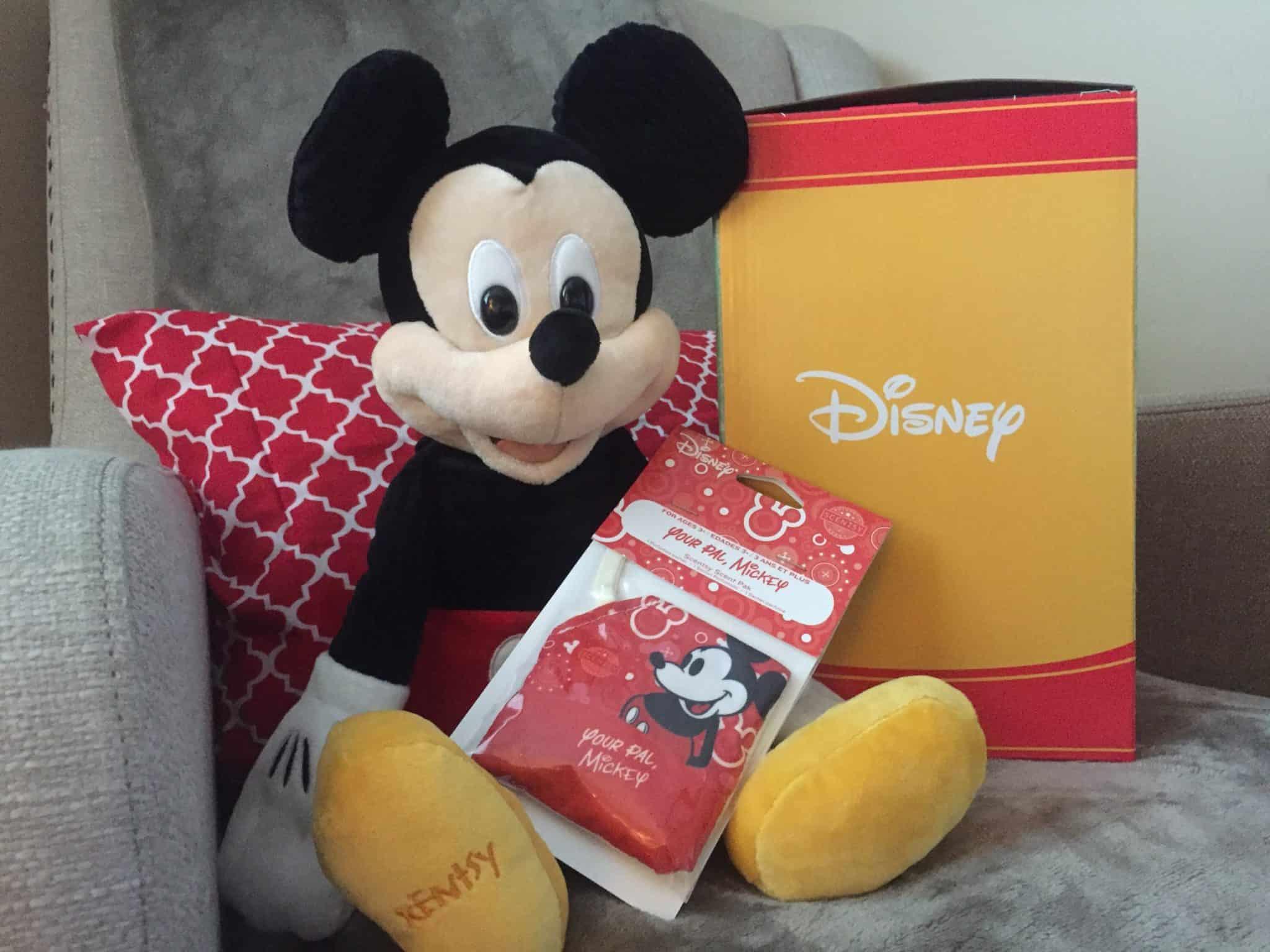 Mickey scentsy
