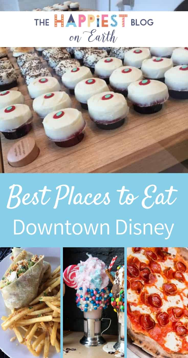 Best Eats At Downtown Disney The Happiest Blog On Earth