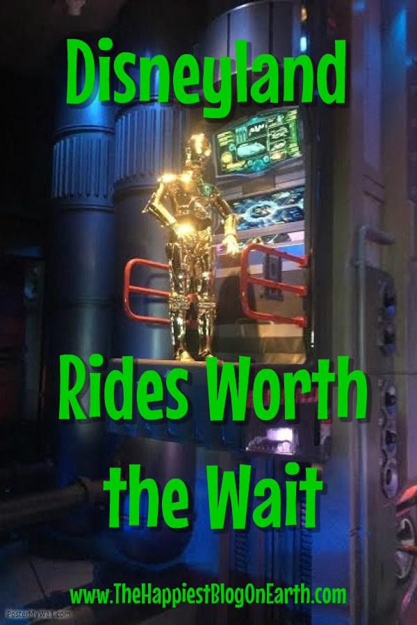 Disneyland Rides Worth the Wait