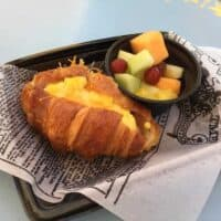What to Eat for Breakfast at Disneyland