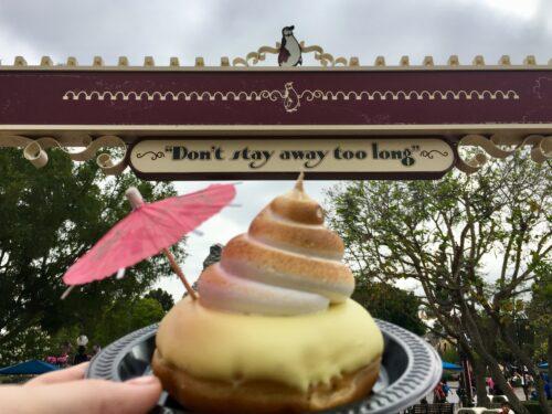 Disneyland donut