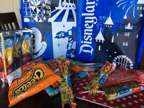 Disneyland groceries