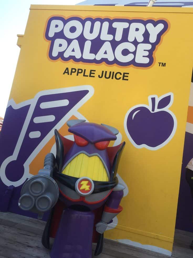 Poultry palace zurg