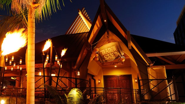Trader Sam's Enchanted Tiki Bar, The Disneyland Resort