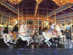 King Arthur Carrousel Disneyland