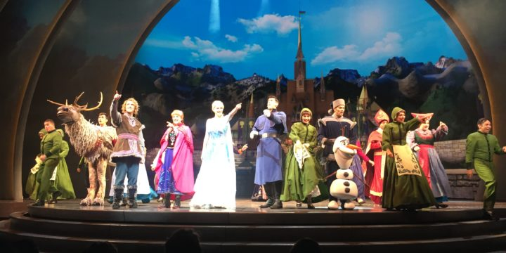 Frozen — Live at the Hyperion Viewing Tips