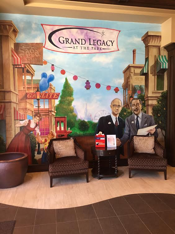 Grand Legacy At The Park - What's new at your favorite Disneyland area hotel.
