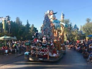Christmas Fantasy Parade