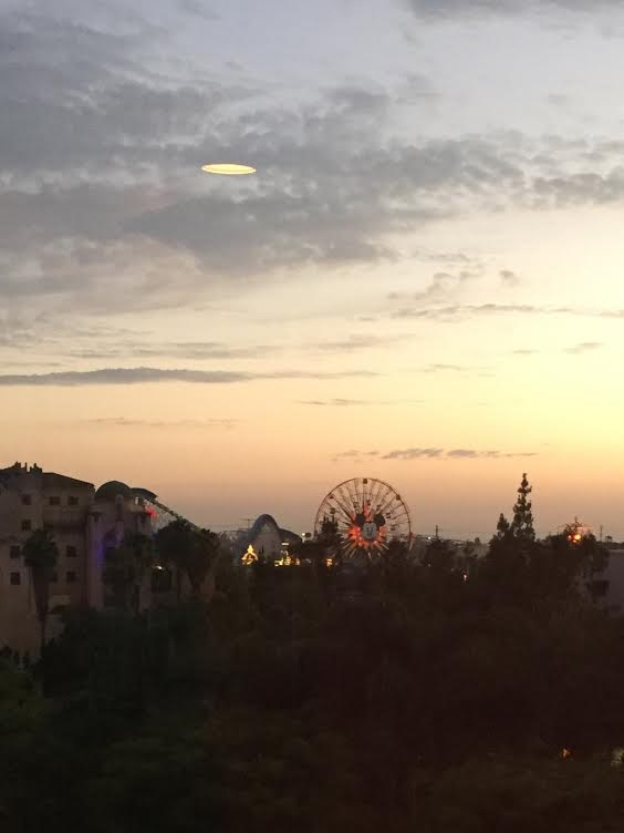 Anaheim's only rooftop bar and lounge, The FIFTH, overlooking the Disneyland Resort.