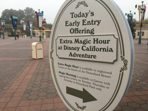 Extra Magic Hour