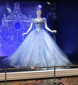 Cinderella Blue Gown