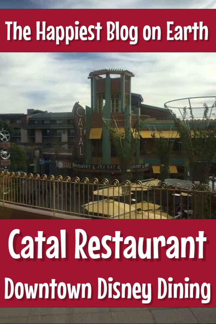 Downtown Disney | Fine Dining | Disneyland | Catal