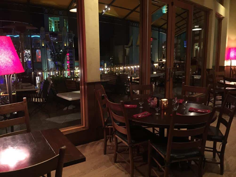 Downtown Disney Dining | Catal Restaurant | The Happiest Blog on Earth