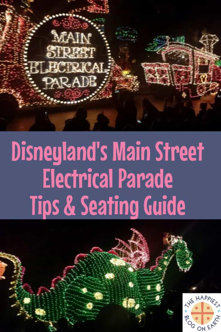 Disneyland Parade | Disneyland Tips | Disneyland