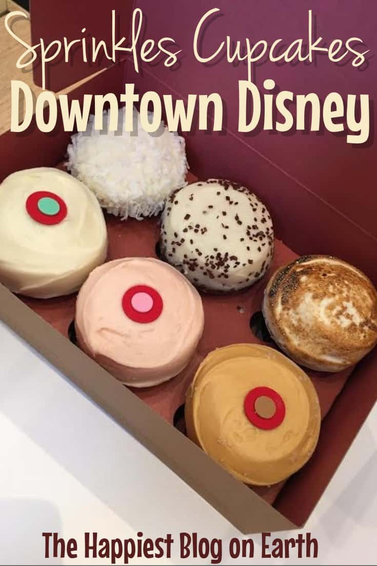 sprinkles cupcakes downtown disney