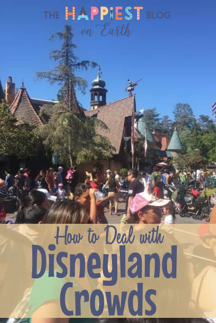 Disneyland Tips | Disneyland Planning | Crowds at Disneyland