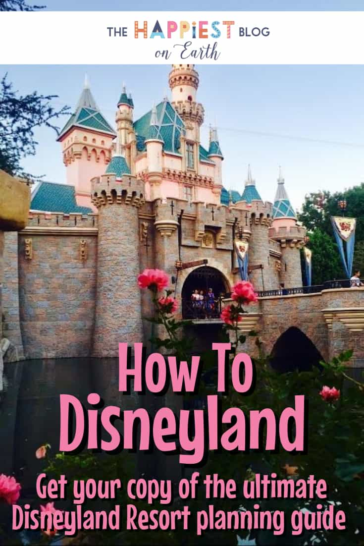 How To Disneyland, the only Disneyland guide you need.
