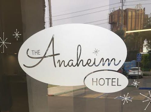 The Anaheim Hotel Review