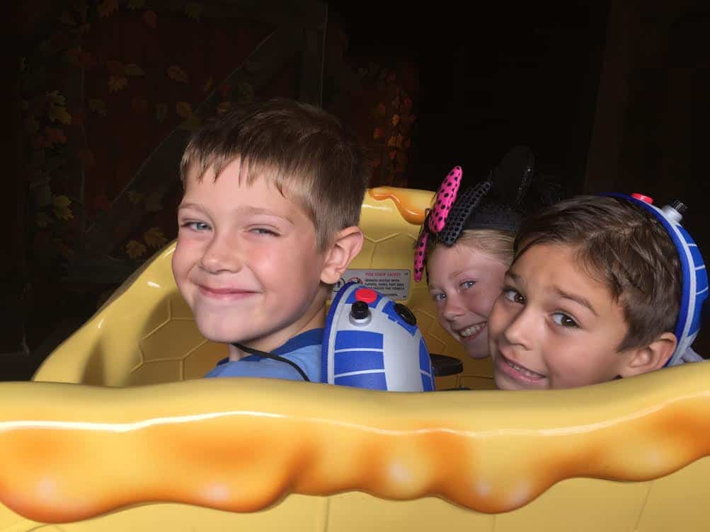 disneyland roller coasters