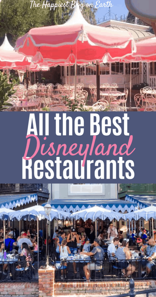 Best Disneyland Restaurant