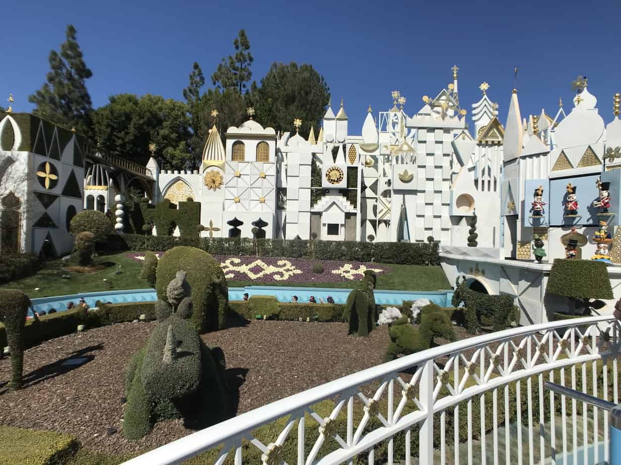 Its a small world exterior