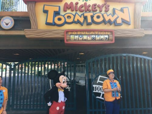 Mickeys Toontown