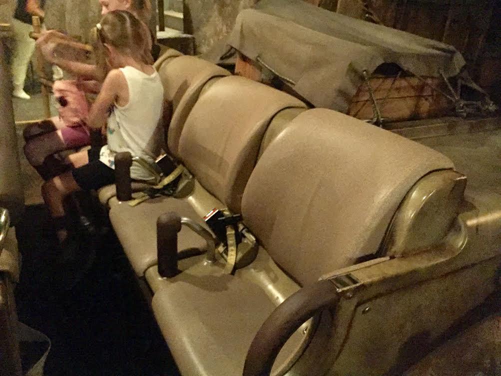 Indiana Jones seats