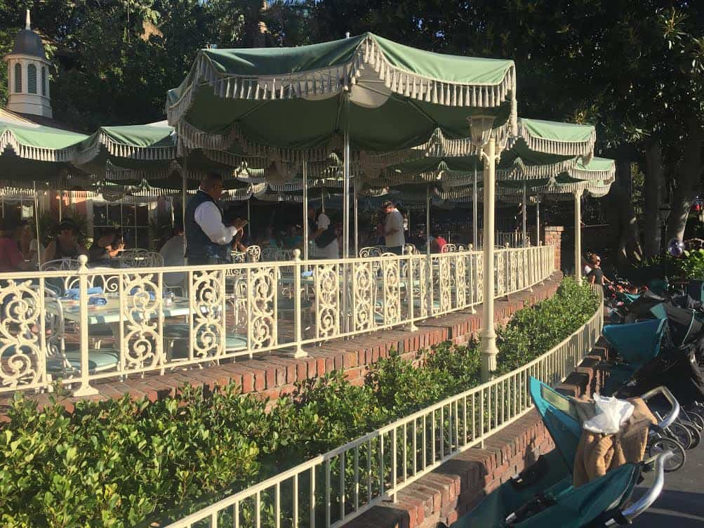 Disneyland River Belle Terrace