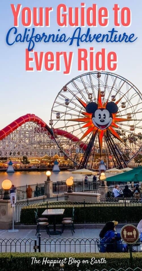California Adventure Ride Guide 3