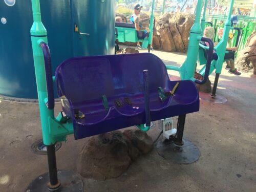 Jumpin Jellyfish seat