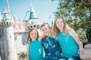 Disneyland Photo Shoot