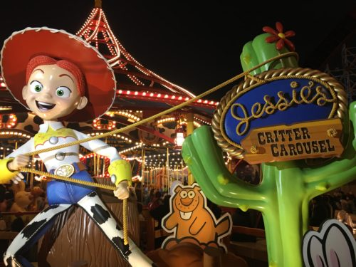 jessies critter carousel
