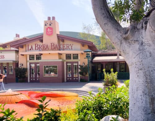 La Brea Bakery Downtown Disney Distrcit