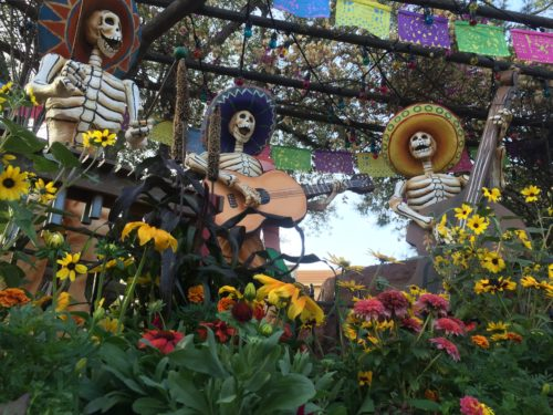 Dia De Los Muertos Disneyland