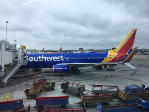 LAX Southwest
