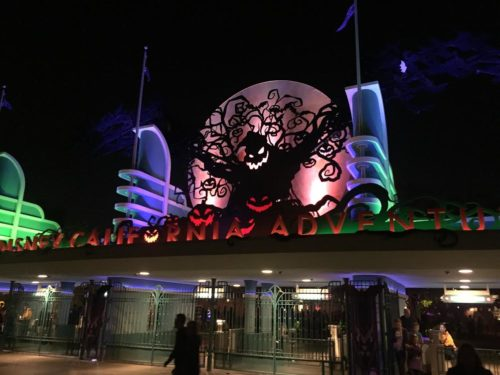 Halloween Time at Disneyland Resort