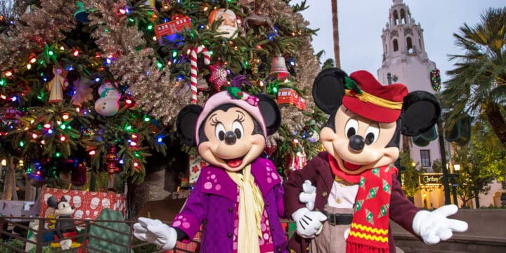 Holidays at Disneyland Resort 2019