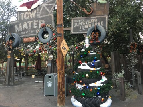 Maters Christmas