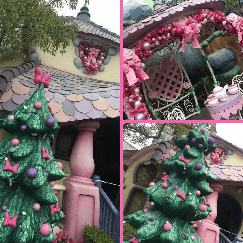 Minnie's House Christmas