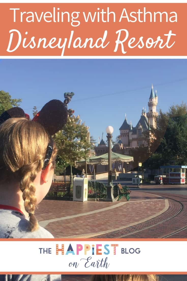 Disneyland air quality is a top concern for those struggling with asthma or other health conditions that make breathing difficult. Fire season at Disneyland and smog is a constant concern in Southern California. I put together this guide to help, especially if you're going to Disneyland with asthma or other breathing related issues.