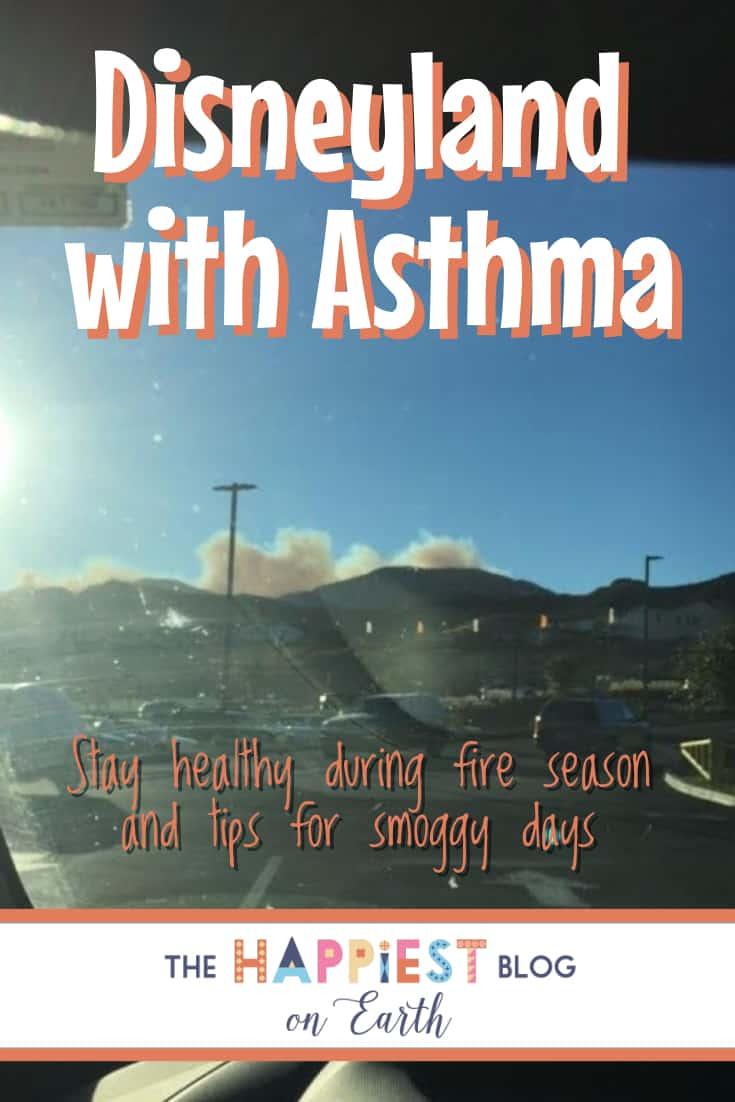 Disneyland with Asthma