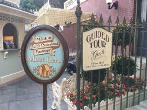Walk in Walts Disneyland Footsteps