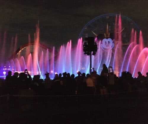 World of Color spot
